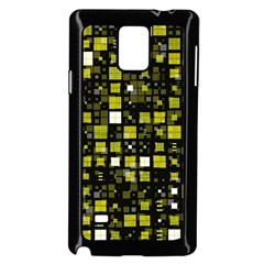 Small Geo Fun F Samsung Galaxy Note 4 Case (black) by MoreColorsinLife