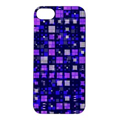 Small Geo Fun E Apple Iphone 5s/ Se Hardshell Case by MoreColorsinLife