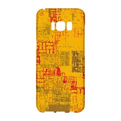 Abstract Art Samsung Galaxy S8 Hardshell Case