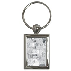 Abstract Art Key Chains (rectangle)  by ValentinaDesign