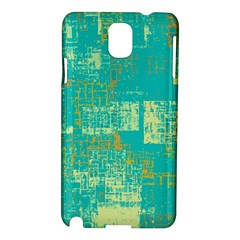 Abstract Art Samsung Galaxy Note 3 N9005 Hardshell Case by ValentinaDesign