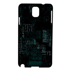 Abstract Art Samsung Galaxy Note 3 N9005 Hardshell Case