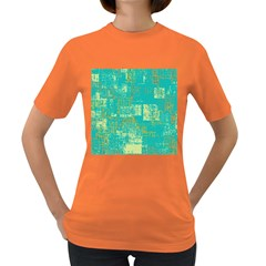 Abstract Art Women s Dark T Shirt