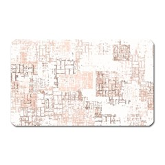 Abstract Art Magnet (rectangular)