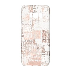 Abstract Art Samsung Galaxy S8 Hardshell Case  by ValentinaDesign