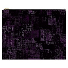 Abstract Art Cosmetic Bag (xxxl)