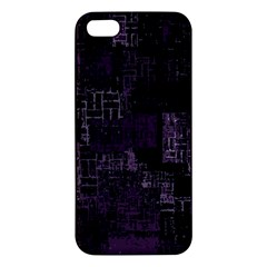 Abstract Art Apple Iphone 5 Premium Hardshell Case
