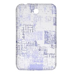 Abstract Art Samsung Galaxy Tab 3 (7 ) P3200 Hardshell Case  by ValentinaDesign