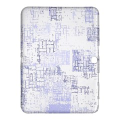 Abstract Art Samsung Galaxy Tab 4 (10 1 ) Hardshell Case  by ValentinaDesign