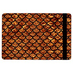 Scales1 Black Marble & Copper Foil (r) Ipad Air 2 Flip by trendistuff