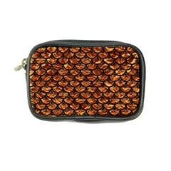 Scales3 Black Marble & Copper Foil (r) Coin Purse by trendistuff