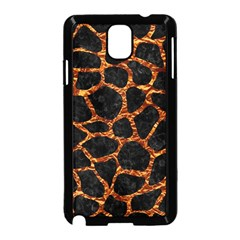 Skin1 Black Marble & Copper Foil (r) Samsung Galaxy Note 3 Neo Hardshell Case (black) by trendistuff