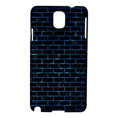 Brick1 Black Marble & Deep Blue Water Samsung Galaxy Note 3 N9005 Hardshell Case by trendistuff