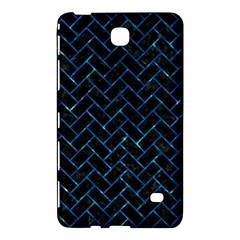 Brick2 Black Marble & Deep Blue Water Samsung Galaxy Tab 4 (8 ) Hardshell Case