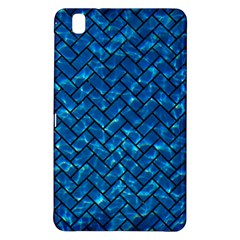 Brick2 Black Marble & Deep Blue Water (r) Samsung Galaxy Tab Pro 8 4 Hardshell Case by trendistuff