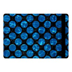 Circles2 Black Marble & Deep Blue Water Apple Ipad Pro 10 5   Flip Case by trendistuff