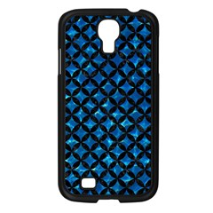 Circles3 Black Marble & Deep Blue Water (r) Samsung Galaxy S4 I9500/ I9505 Case (black) by trendistuff