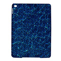 Hexagon1 Black Marble & Deep Blue Water (r) Ipad Air 2 Hardshell Cases by trendistuff