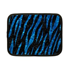 Skin3 Black Marble & Deep Blue Water Netbook Case (small)  by trendistuff