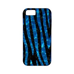 Skin4 Black Marble & Deep Blue Water (r)skin4 Black Marble & Deep Blue Water (r) Apple Iphone 5 Classic Hardshell Case (pc+silicone) by trendistuff