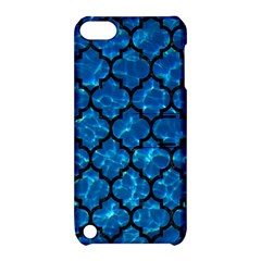 Tile1 Black Marble & Deep Blue Water (r) Apple Ipod Touch 5 Hardshell Case With Stand by trendistuff