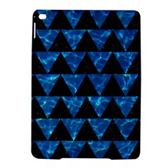 Triangle2 Black Marble & Deep Blue Water Ipad Air 2 Hardshell Cases by trendistuff