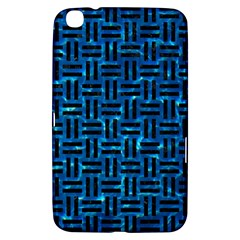 Woven1 Black Marble & Deep Blue Water (r) Samsung Galaxy Tab 3 (8 ) T3100 Hardshell Case  by trendistuff