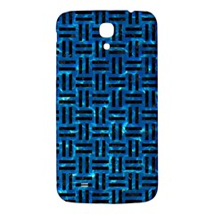 Woven1 Black Marble & Deep Blue Water (r) Samsung Galaxy Mega I9200 Hardshell Back Case by trendistuff
