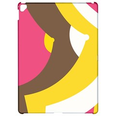 Breast Pink Brown Yellow White Rainbow Apple Ipad Pro 12 9   Hardshell Case