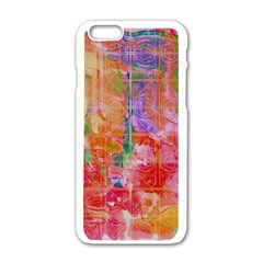 Colorful Watercolors Pattern                      Motorola Moto E Hardshell Case by LalyLauraFLM