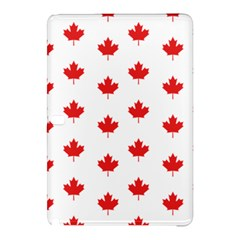 Canadian Maple Leaf Pattern Samsung Galaxy Tab Pro 12 2 Hardshell Case by Mariart
