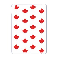 Canadian Maple Leaf Pattern Apple Ipad Pro 10 5   Hardshell Case by Mariart