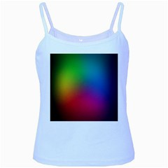 Bright Lines Resolution Image Wallpaper Rainbow Baby Blue Spaghetti Tank