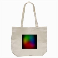 Bright Lines Resolution Image Wallpaper Rainbow Tote Bag (cream) by Mariart
