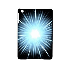 Bright Light On Black Background Ipad Mini 2 Hardshell Cases by Mariart