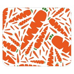 Carrots Fruit Vegetable Orange Double Sided Flano Blanket (small)  by Mariart