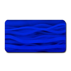 Dark Blue Stripes Seamless Medium Bar Mats