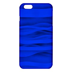Dark Blue Stripes Seamless Iphone 6 Plus/6s Plus Tpu Case by Mariart