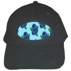 Fruit Nordic Grapes Green Blue Black Cap by Mariart