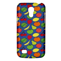 Fruit Melon Cherry Apple Strawberry Banana Apple Galaxy S4 Mini by Mariart