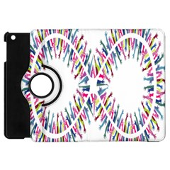 Free Symbol Hands Apple Ipad Mini Flip 360 Case by Mariart