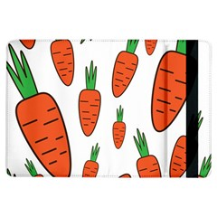 Fruit Vegetable Carrots Ipad Air Flip by Mariart