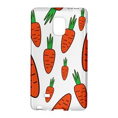 Fruit Vegetable Carrots Galaxy Note Edge by Mariart