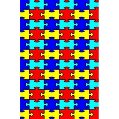 Game Puzzle 5 5  X 8 5  Notebooks by Mariart