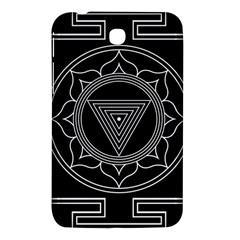 Kali Yantra Inverted Samsung Galaxy Tab 3 (7 ) P3200 Hardshell Case  by Mariart