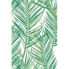Jungle Fever Green Leaves 5 5  X 8 5  Notebooks by Mariart