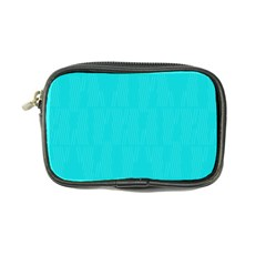 Line Blue Coin Purse by Mariart