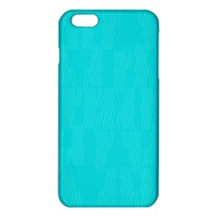 Line Blue Iphone 6 Plus/6s Plus Tpu Case by Mariart
