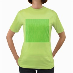 Line Blue Chevron Women s Green T Shirt