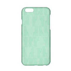 Line Blue Chevron Apple Iphone 6/6s Hardshell Case by Mariart